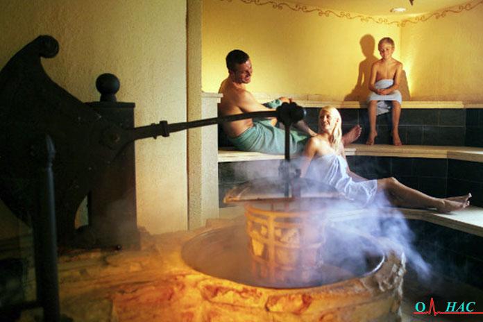 Паровая баня