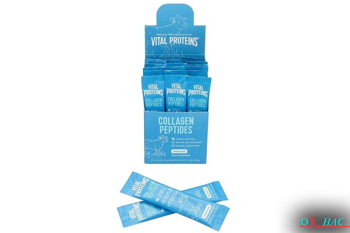 Пакеты ввиде порошка сколлагеновыми пептидами (20штук)