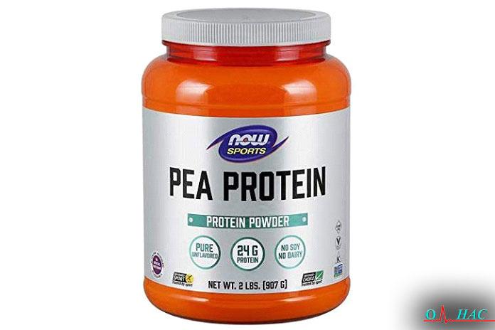 Протеиновый порошок без запаха горохового протеина