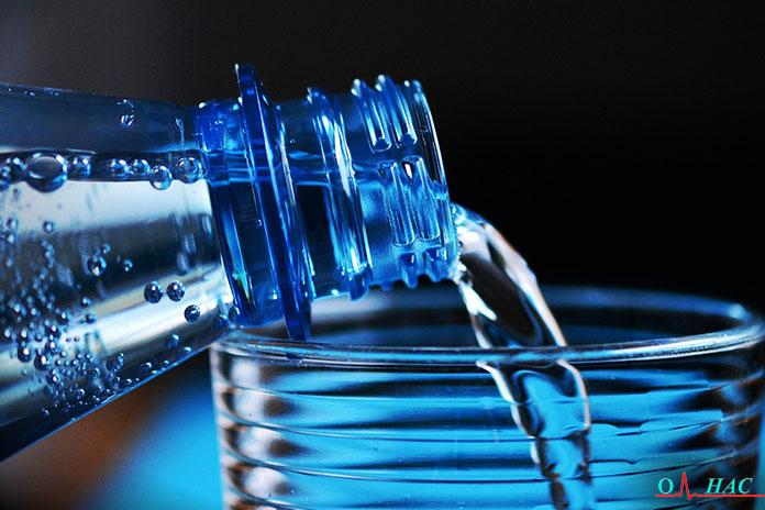 Здоровые привычки питания (вода)