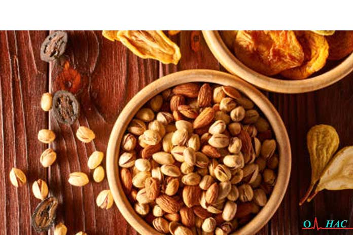 Орехи и семена