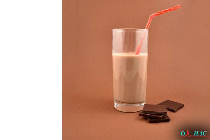 Первый перекус шоколадное молоко