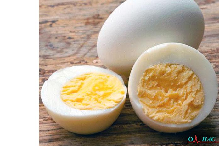 Первый перекус яйца каджун